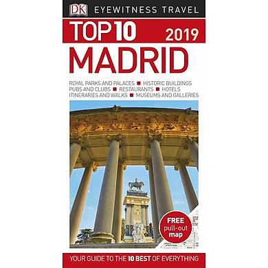 DK Eyewitness Top 10 Madrid