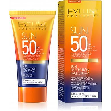 Kem chống nắng Eveline SPF50 50ml - EVL3078