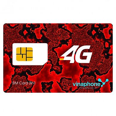 Sim 4G Vinaphone VD89 Tặng 62GB/Tháng Và 43.000 Phút Gọi [Miễn phí 1 năm]