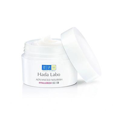 Kem dưỡng ẩm sáng mịn cho da dầu Hadalabo Advanced Nourish
