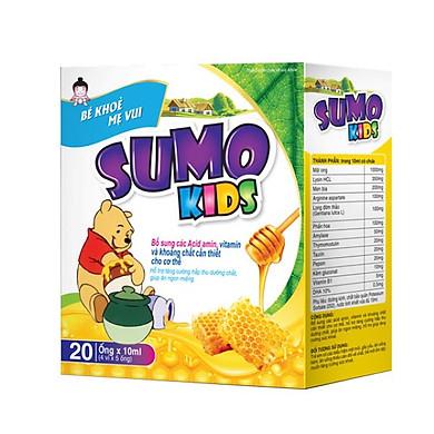 Sumo Kids - Kích thích tiêu hóa giúp trẻ ăn ngon