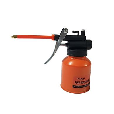 Bình tra dầu nhớt máy Kapusi 250 ml ( Hộp sắt )