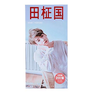 Bộ Postcard Ban Nhạc BTS - JungKook