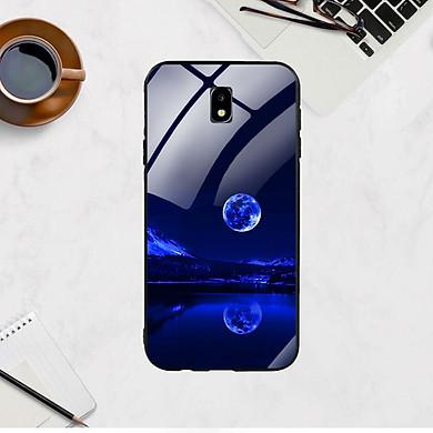 Ốp Lưng Kính Cường Lực cho điện thoại Samsung Galaxy J7 Pro -  0269 MOON02