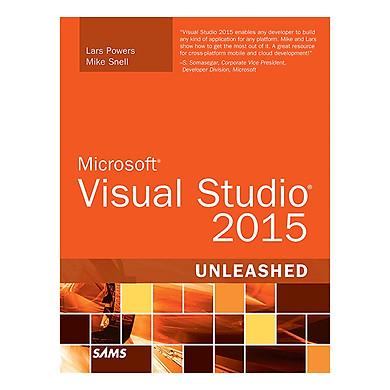 Phần Mềm Microsoft Visual Studio Professional 2015 SNGL OLP NL C5E-01235 - Hàng chính hãng