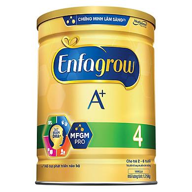 Sữa Bột Enfagrow A+ 4 (1750g)
