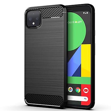 Ốp lưng chống sốc Vân Sợi Carbon cho Google Pixel 4 XL