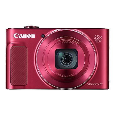 Máy Ảnh Canon PowerShot SX620 HS (Đỏ) - Hàng Nhập Khẩu