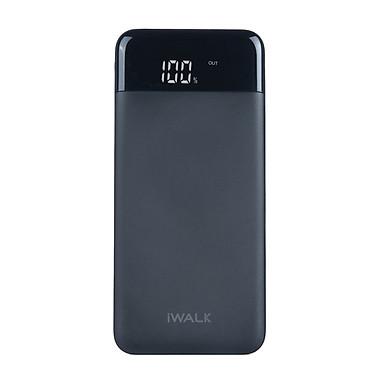 Pin Sạc dự phòng iWALK 10,000mAh /3.7V Li-Polymer - UBU10000 - Hàng chính hãng
