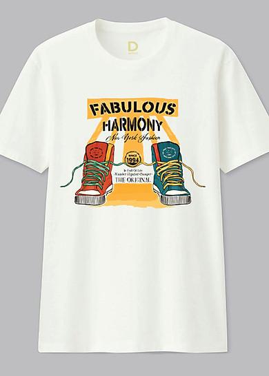 áo thun Dotilo nam Fabulous Harmony - hm708