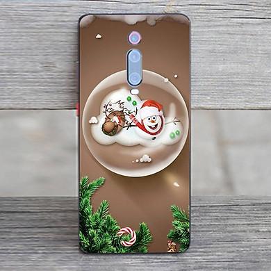 Ốp điện thoại dành cho máy Xiaomi Redmi 4X - Giáng sinh an lành ấm áp MS GSANAA020