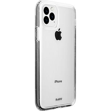 Ốp iPhone 11 Pro Max LAUT Crystal-X - hàng chính hãng