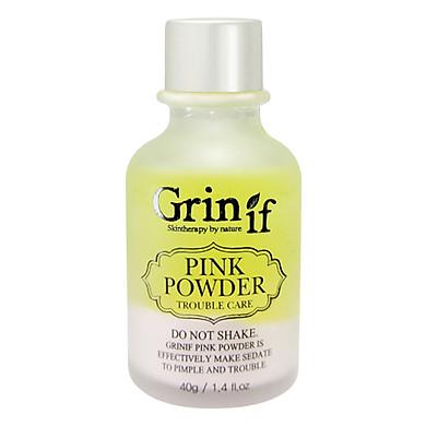 Tinh Dầu Hỗ Trợ Điều Trị Mụn Xóa Vết Thâm Grinif Pink Powder (40g)