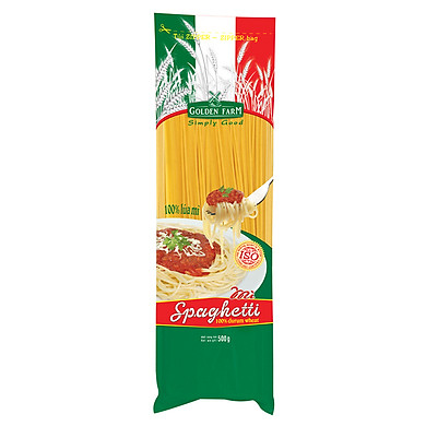 Mì Spaghetti Golden Farm Golden Farm (500g)
