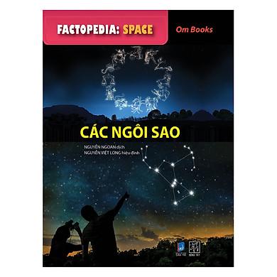 Factopedia: Space - Các Ngôi Sao (Tranh Màu)