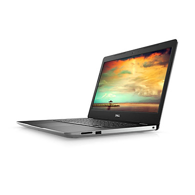 Laptop Dell Inspiron 3493 (N4I7131W-Silver) | Core i7 _1065G7 _8GB _512GB SSD PCIe _VGA MX230 with 2GB _Win 10 _Full HD / Hàng Chính Hãng