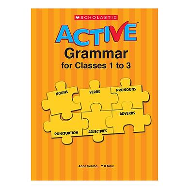 Active Grammar For Classes 1-3