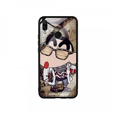 Ốp Lưng Kính Cường Lực cho điện thoại Huawei Nova 3i - Shin