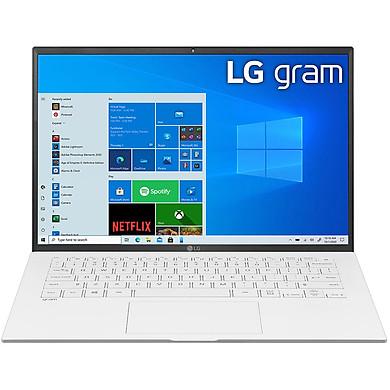 Laptop LG Gram 2021 14ZD90P-G.AX51A5 (Core i5-1135G7/ 8GB LPDDR4X/ 256GB SSD NVMe/ 14 WUXGA IPS/ NonOS) – Hàng Chính Hãng