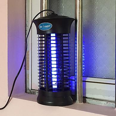 Đèn bắt muỗi, đèn diệt côn trùng điện quang DrOzone Mosquito Killer - Hàng Chính Hãng