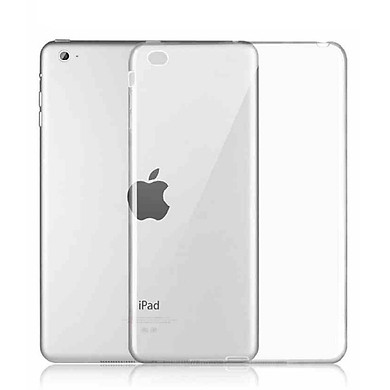 Ốp lưng dẻo trong suốt cho iPad Mini 4