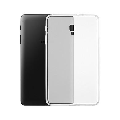 Ốp lưng dành cho SamSung Galaxy Tab A8.0 2017 T385 silicon dẻo trong suốt