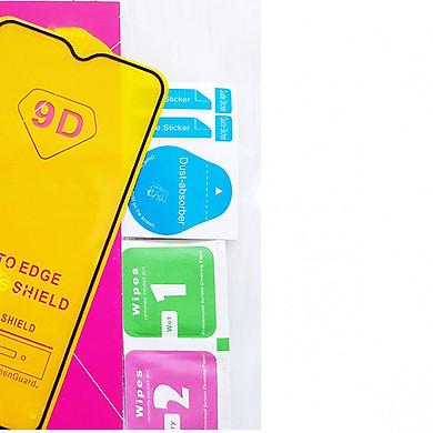 Kính cường lực cho Samsung Galaxy A50 9D xịn Full keo tràn viền cao cấp