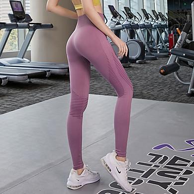 Quần legging nữ tập gym, Quần legging nữ yoga, Quần gym nữ cạp cao ...