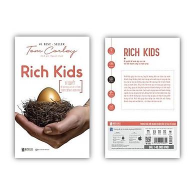 Rich Kids: Bí quyết để nuôi dạy con cái trở nên thành công và hạnh phúc KZ