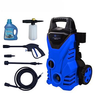 Máy xịt rửa xe cao áp bọt tuyết Kachi MK74 + Kèm chai nước rửa xe