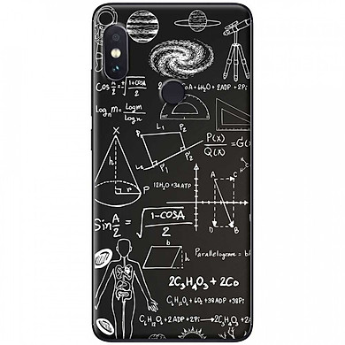 Ốp lưng dành cho Xiaomi Redmi Note 6 Pro mẫu Thiên văn học