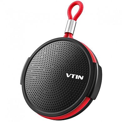 Loa Chống Nước Di Động Vtin Q1 Bluetooth Cho Phòng tắm, Bãi biển, Ngoài trời - Hàng Chính Hãng