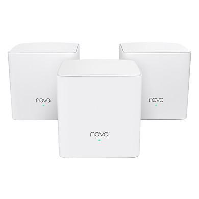 Bộ Phát Wifi Dạng Lưới Mesh Tenda Nova MW5S AC1200 (3 Cái) - Hàng Chính Hãng