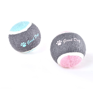 "Xiaomi youpin 2.5"" Dog Tennis Ball Large Pet Toys Funny Outdoor Sports Dog Ball Gift"