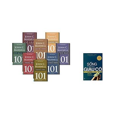 COMBO 101 ĐIỀU NHỮNG NHÀ LÃNH ĐẠO CẦN BIẾT (TRỌN BỘ 8 CUỐN) ( tặng kèm cuốn  Sống Trong Giàu Có và Bút Chì Dễ Thương )