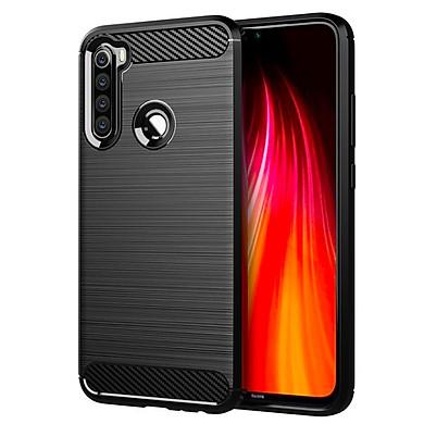 Ốp lưng chống sốc Vân Sợi Carbon dành cho Xiaomi Redmi Note 8