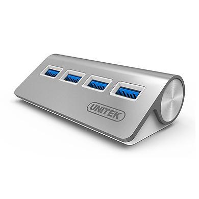 Hub USB 3.0 4 Ports Unitek (Y-3186)  - HÀNG CHÍNH HÃNG