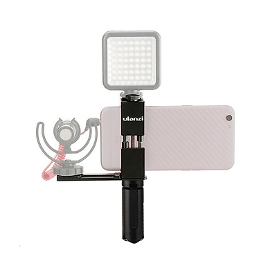 Combo tay cầm chống rung cho quay phim điện thoại Ulanzi HH-1 - Hàng chính hãng