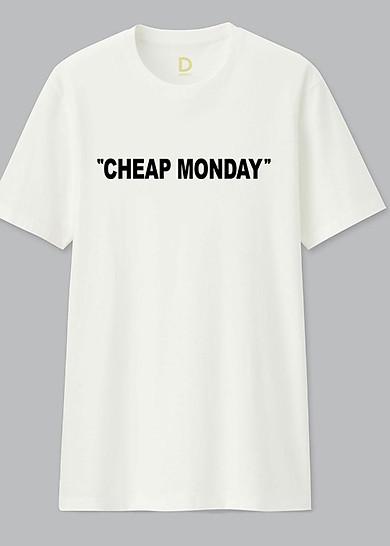 áo thun Dotilo nam Cheap Monday - hm609