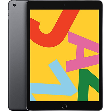 iPad 10.2 Inch WiFi 128GB New 2019 - Hàng  Chính Hãng