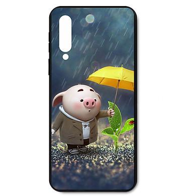 Ốp lưng kính dành cho Xiaomi Mi CC9 in hình đa dạng - mẫu 290