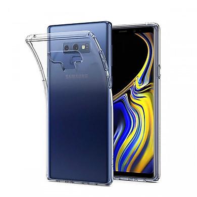 Ốp silicon dẻo trong suốt dành cho Samsung Galaxy Note 9