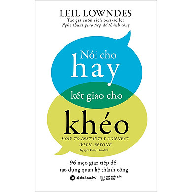 Nói Cho Hay Kết Giao Cho Khéo