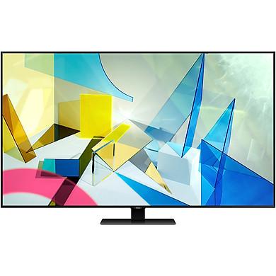 Smart Tivi QLED Samsung 4K 55 inch QA55Q80T - Hàng Chính Hãng