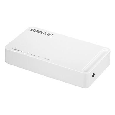 TotoLink S808G - Switch 8 Cổng Gigabit - Hàng Chính Hãng