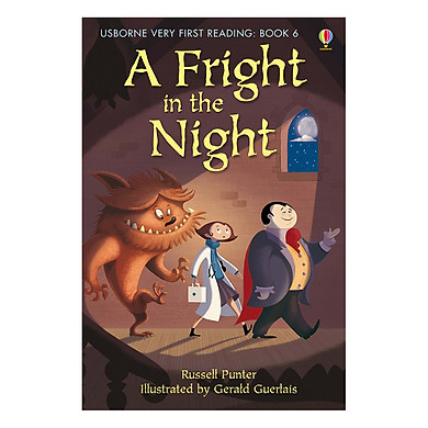 Usborne Very First Reading: 6. A Fright in the Night