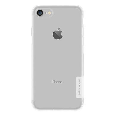 Ốp Lưng Dẻo iPhone 7 / iPhone 8 Nillkin trong Suốt - Hàng chính hãng