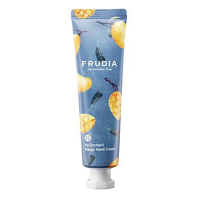 Kem Dưỡng Tay Frudia My Orchard Mango Hand Cream Chiết Xuất Xoài (30g)