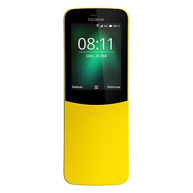 Điện Thoại Nokia 8110 4G - Hàng Chính Hãng