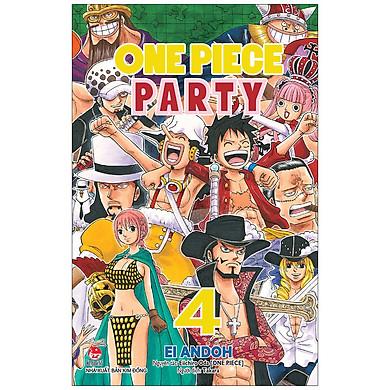 One Piece Party Tập 4